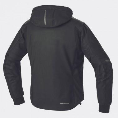 REV'IT CAYENNE PRO Jednowarstwowa tekstylna kurtka turystyczna szaro-niebieska
