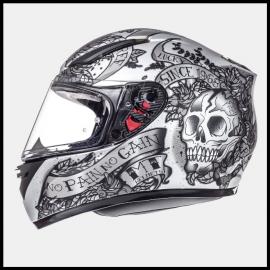 Global Vision Hercules Plus okulary motocyklowe żółte