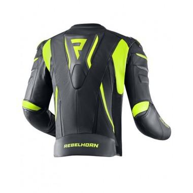 REV'IT WATSON Męska tekstylna kurtka motocyklowa z membraną Hydratex czarna
