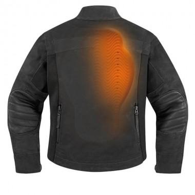 REV'IT MONROE LADIES Damska tekstylna kurtka motocyklowa z membraną Hydratex zielona