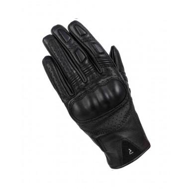 REV'IT JUPITER 2 Męska tekstylna kurtka motocyklowa do jazdy miejskiej czarno-czerwona