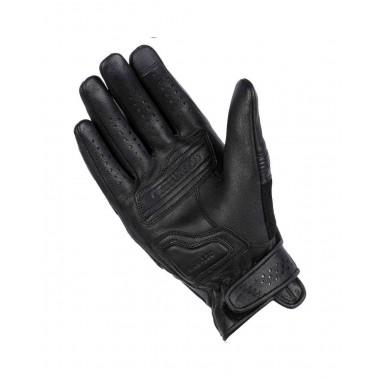 REV'IT JUPITER 2 Męska tekstylna kurtka motocyklowa do jazdy miejskiej czarno-zielona fluo