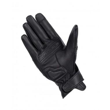 REV'IT JUPITER 2 Męska tekstylna kurtka motocyklowa do jazdy miejskiej czarno-biała