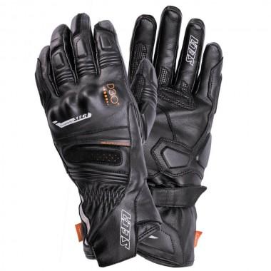 SPIDI J58 026 J-Dyneema Męskie jeansowe spodnie motocyklowe czarne