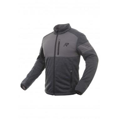 REV'IT NITRIC H2O Przeciwdeszczowa kurtka motocyklowa czarna