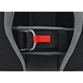 RHINO RACER Kask motocyklowy integralny czarny matowy