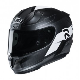 BOS BOLDOR Skórzane rękawice motocyklowe czarno-białe