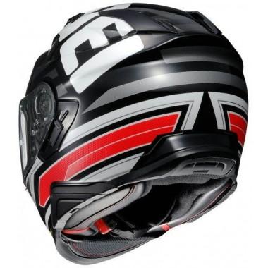 REV'IT RSR 3 Sportowe skórzane rękawice motocyklowe czarno-białe