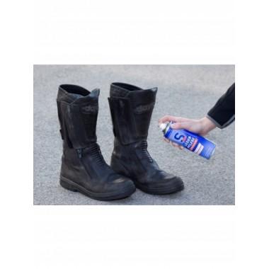 REV'IT XENA Damskie sportowe spodnie motocyklowe skórzane czarno-białe