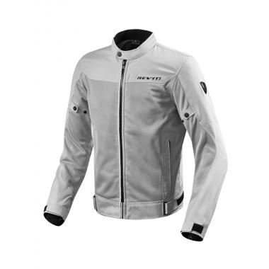 REV'IT NELSON Męskie spodnie motocyklowe jeans niebieskie skracana nogawka