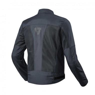 REV'IT JUPITER LADIES Damska tekstylna kurtka motocyklowa z membraną Hydratex czarna