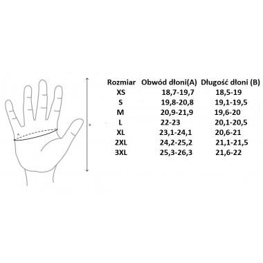 ALPINESTARS SP-8 V2 Skórzane rękawice motocyklowe biało/czarne