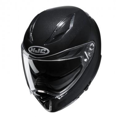 REV'IT METIS Skórzane sportowe rękawice motocyklowe czarne