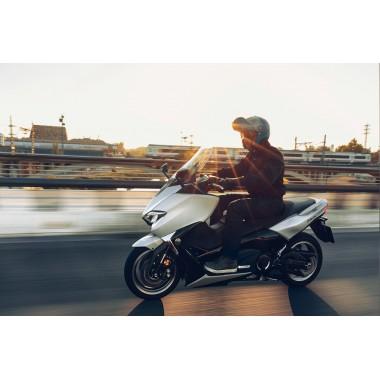 HJC I70 ASTO Kask motocyklowy integralny z blendą czarno/fluo