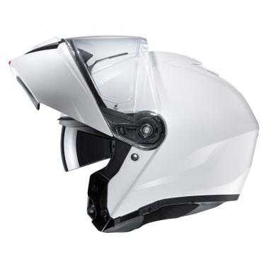 HJC I70 KARON Kask motocyklowy integralny z blendą czarno/niebieski