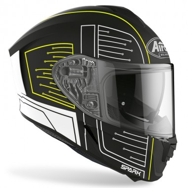 HJC C70 METAL BLACK Kask...