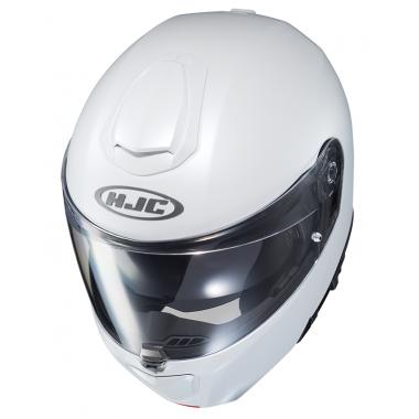 HJC C70 TROKY Kask motocyklowy integralny z blendą czarno/czerwony
