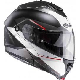 CABERG Modus Hi Vision kask szczękowy zielony