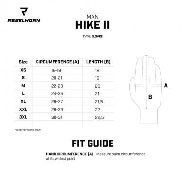REV'IT Sand 3 Damskie skórzane rękawice motocyklowe czarne