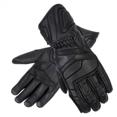 REV'IT Drifter 3 skórzane rękawice motocyklowe czarne