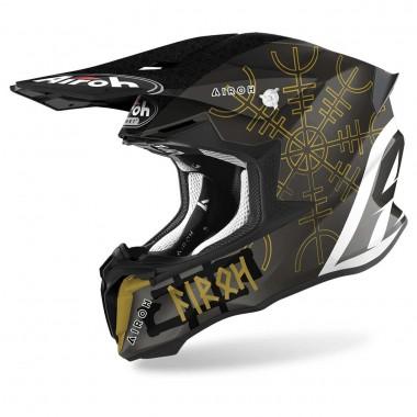 REV'IT Hyperion  skórzane rękawice motocyklowe czarne