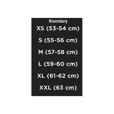 REV'IT Hyperion  skórzane rękawice motocyklowe czarne z czerwonym neonowym wykończeniem