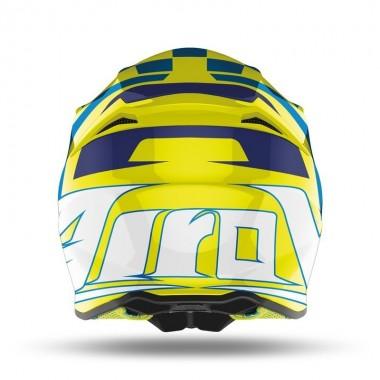 REV'IT Hyperion  skórzane rękawice motocyklowe czarne z żółtym neonowym wykończeniem