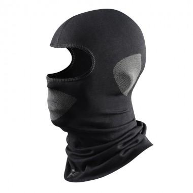 REV'IT Voltiac 2 kurtka motocyklowa czarna z neonowo żółtymi elementami