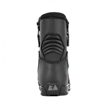 REV'IT Mantis kurtka motocyklowa czarna z czerwonymi elementami