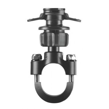 REV'IT Globe GTX Tekstylne spodnie motocyklowe do jazdy miejskiej czarne krótsza nogawka