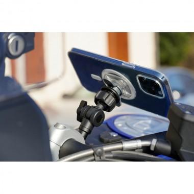 REV'IT Factor 4 GTX Damskie Tekstylne spodnie motocyklowe do jazdy miejskiej czarne