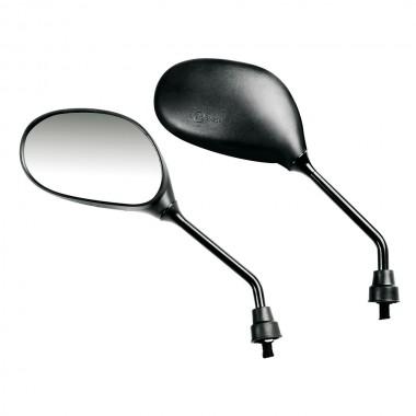 REV'IT Outback 3 Damskie Tekstylne spodnie motocyklowe do jazdy miejskiej czarne