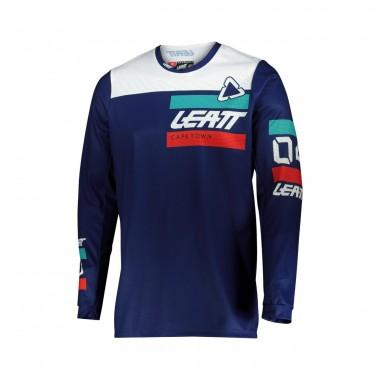 Oxford Kickback bawełniana koszula khaki biała