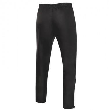 RUKKA ARMARONE tekstylna kurtka motocyklowa czarna z zielonym wykończeniami