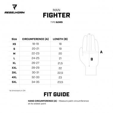 RUKKA ARAMOS CORIUM kurtka motocyklowa czarna