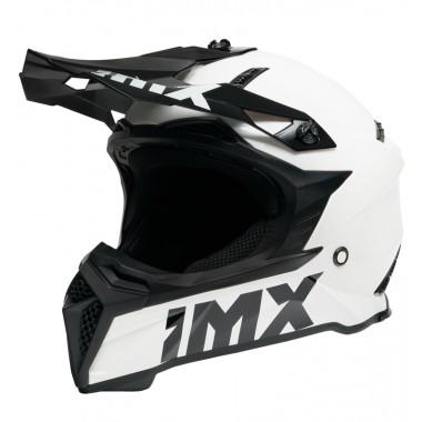 RUKKA ELAS Tekstylna kurtka motocyklowa gore-tex biało szara z neonową żółcią