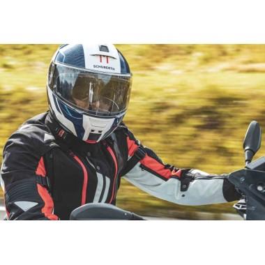 RUKKA MELFORT tekstylna kurtka motocyklowa z membraną Gore-Tex czarna