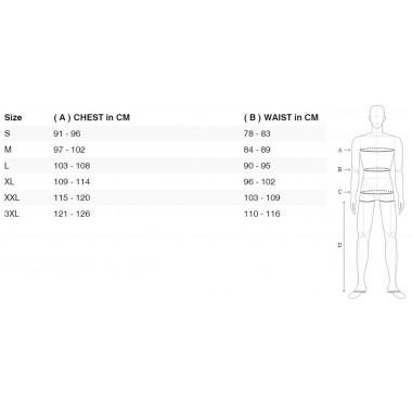 RUKKA Elkford Skórzane rękawice czarne