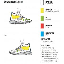 HJC FG-17 TALOS Kask motocyklowy integralny szary
