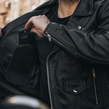 REBELHORN TRAMP BOT Tekstylne buty do jazdy miejskiej szare