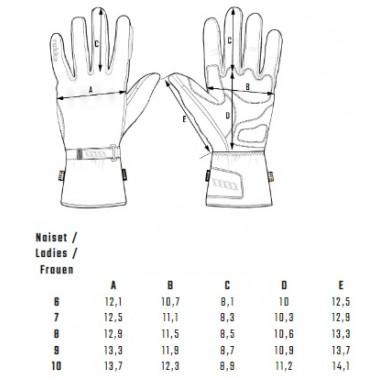 REBELHORN HIKER II Męskie tekstylne spodnie turystyczne z membraną czarne