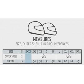 Rebelhorn Rebel Junior Black/Red/Yellow - Motocyklowy Kombinezon Skórzany 1-cz.