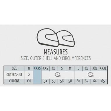 SCHUBERTH S2 Sport ECE Polar Yellow Kask motocyklowy integralny