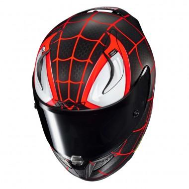 RHINO RACER EVO Kask motocyklowy integralny czarny mat