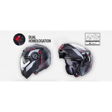 NEXX X.VILIJORD LIGHT NOMAD Kask Motocyklowy Szczękowy