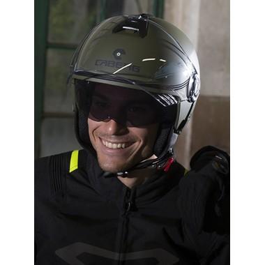 NEXX X.VILIJORD PLAIN Kask Motocyklowy Szczękowy
