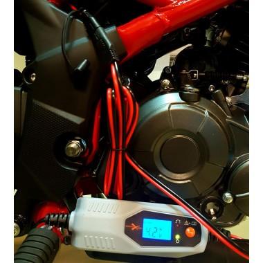 RICHA SCIROCCO TIT/FULO kurtka tekstylna czarna
