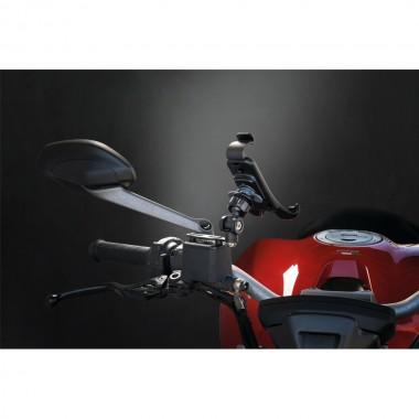 REBELHORN HIKER III Damska turystyczna kurtka motocyklowa czarna