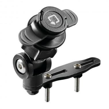 REBELHORN HIKER III Damska turystyczna kurtka motocyklowa czarno/szara/Flo Yellow