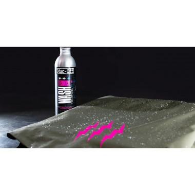 Tekstylna kurtka motocyklowa Rebelhorn czarna z różowymi wstawkami modeo Hiflow IV